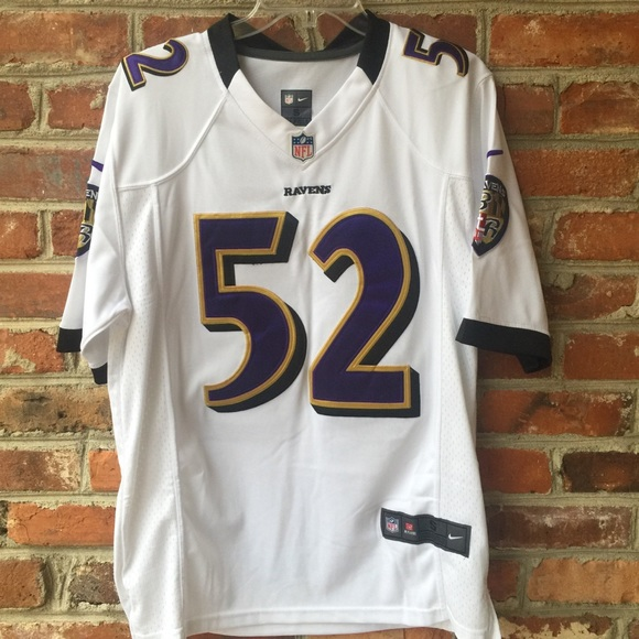 Ray Lewis Nike stitched Jersey